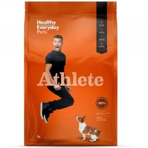 HEALTHY EVERYDAY PETS  Dry Dog Food Athlete 3kg