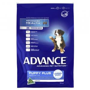 Advance Puppy Plus Large Breed - Chicken - Dry Puppy Food 8kg