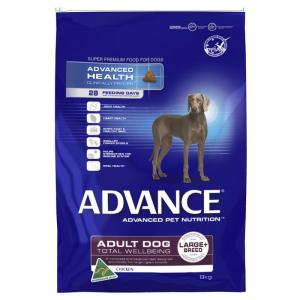 Advance Adult Large And Giant Breed - Chicken - Dry Dog Food 8kg