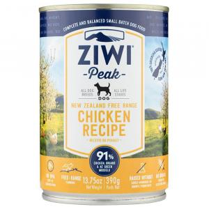 ZiwiPeak Daily Dog Cuisine Chicken Wet Dog Food 390G