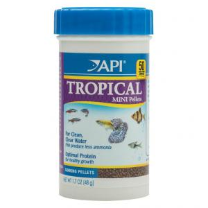 API  Tropical Pellet Food (mini) 48g