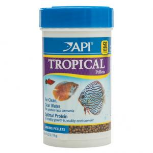 API  Tropical Pellet Food