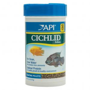 API Cichlid Pellets Medium