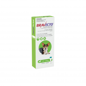 BRAVECTO  Spot-on Dog M >10-20kg 6 Month Pack