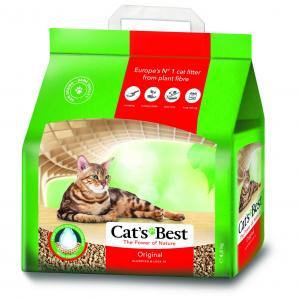JRS Cat's Best Oko Plus Clumping Cat Litter 10L