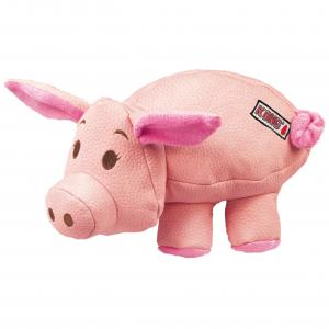 KONG  Phatz Pig Dog Toy  - Small