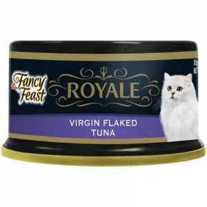 Fancy Feast  Royale Virgin Flake Tuna - 85gm