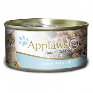 Applaws Tuna Fillet - Canned Cat Food - 70gm