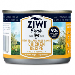 ZiwiPeak Ziwi Peak Daily Cat Cuisine Chicken Canned Food 185g