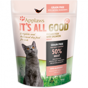 Applaws  Dry Cat Ocean Fish & Salmon 800g