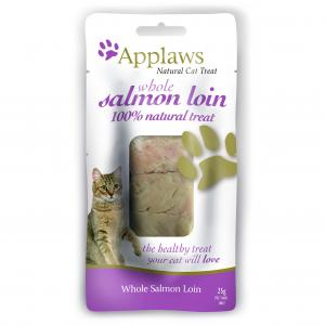 Applaws  Cat Treat Salmon Loin 25g