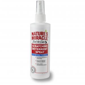 Natures Miracle  Jfc Scratch Deterrent Spray 236ml