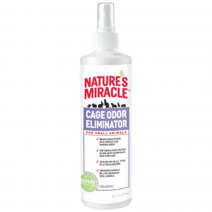 Natures Miracle  Cage Odor Eliminator Small Animal 473ml