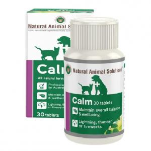 NAS Natural Animal Solutions Calm