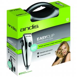 Andis  Easyclip Whisper Clipper