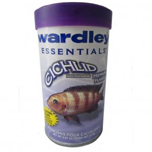 Wardley  Essentials Cichlid Flakes 24.8g