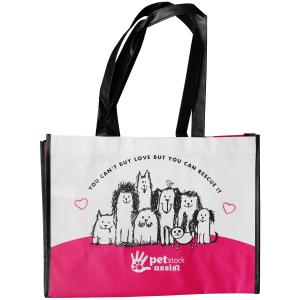 PETSTOCK ASSIST  Tote Bag Can't Buy Group