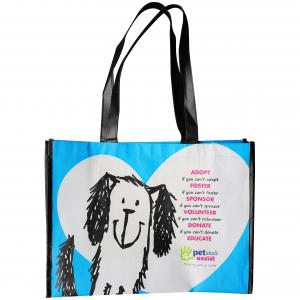 PETSTOCK ASSIST  Tote Bag Adopt Foster