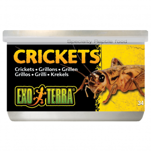 Exo Terra Et Crickets Small 34gm