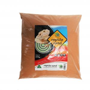 Friendly Earth  Sand Red 20kg