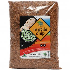 Friendly Earth  Reptile Chips 9.0L