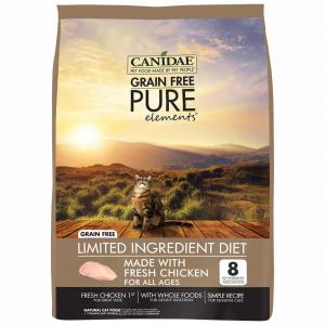 Canidae  Pure Cat Gf Elements 2.27kg