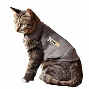 Thundershirt Anti Anxiety Shirt For Cats Small (Weight <4kg)