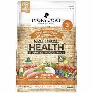 Ivory Coat Dog Food Chicken & Coconut Oil