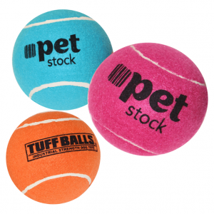 PETstock Tennis Ball - Dog Toy Medium