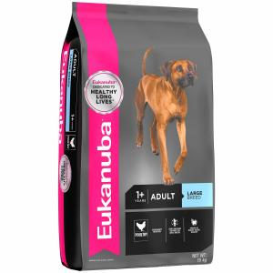 Eukanuba  Large Breed Adult Chicken Dry Dog Food 15kg
