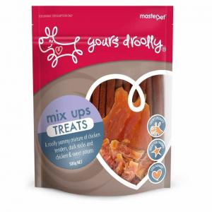 Yours Droolly  Mix Ups Dog Treats 500g