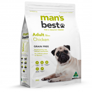 MAN'S BEST  Adult All Breed Chicken 2kg