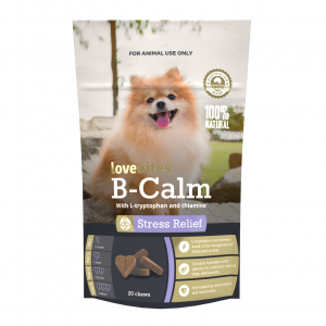 Vetafarm Lovebites B-calm Chews 20's