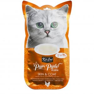 PURR PUREE  Plus+ Skin & Coat Chicken & Fish Oil 60gm