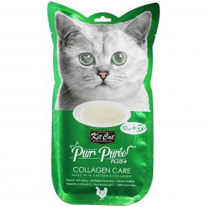 PURR PUREE  Plus+ Collagen Care Chicken & Collagen 60gm