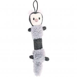 Bark-a-boo  Arctic Mini Penguin Long Body Squeaker Toy