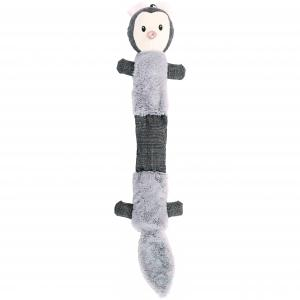 Bark-a-boo  Arctic Large Penguin Long Body Squeaker Toy