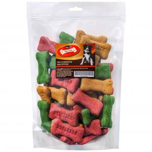 Dog N Bone Multi Flavoured Biscuits Dog Treats 1Kg
