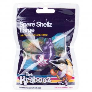 KRABOOZ The Krabooz Cha Cha Spare Shellz Large