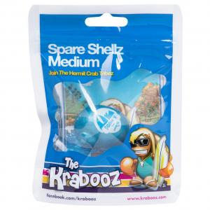 KRABOOZ The Krabooz K-huds Spare Shellz Medium