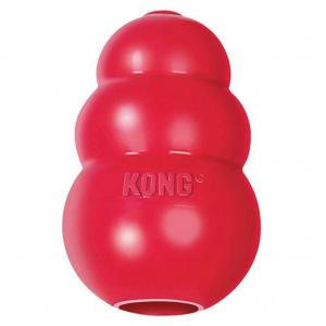 KONG Classic - Treat Dispensing Dog Toy Small