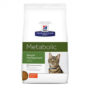 Hill's VET Hill's Prescription Diet Metabolic Weight Management Dry Cat Food 1.5kg