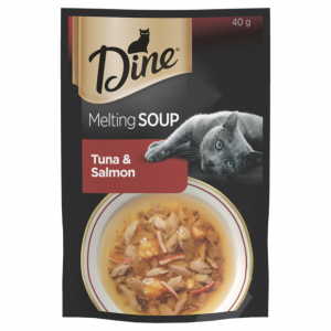 Dine  Melting Soup Tuna & Salmon 40g