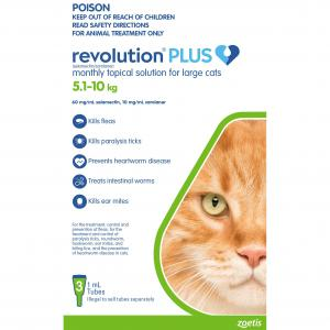 Revolution  Plus Cat 5-10kg 3 pack