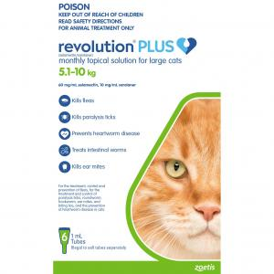 Revolution  Plus Cat 5-10kg 6 pack