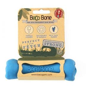 Beco Things Becothings - Bone - Eco Friendly Dog Toy Small