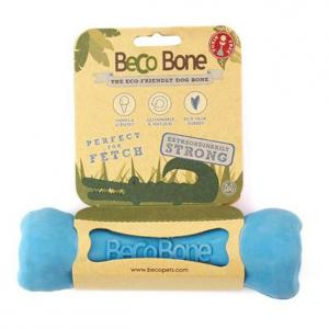 Beco Things Becothings - Bone - Eco Friendly Dog Toy Medium