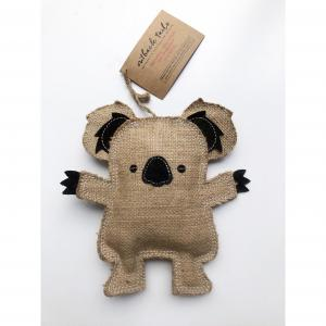 OUTBACK TAILS  Kevin The Koala Jute Chew Toy
