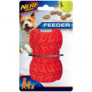 NERF  3.5in Tire Feeder Red