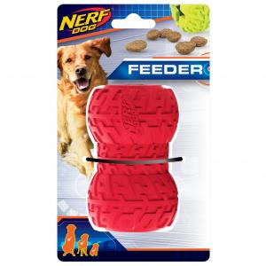 NERF  5in Tire Feeder Red